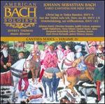 Johann Sebastian Bach: Early Cantatas for Holy Week