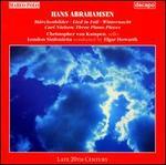 Hans Abrahamsen: M�rchenbilder; Lied in Fall; Winternacht