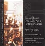 Sacred Music of JosT Maurfcio Nunes Garcia