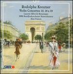 Violin Concertos 15 18 & 19