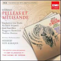 Debussy: Pelleas Et Melisande - Christine Barbaux (vocals); Frederica Von Stade (vocals); Jos� van Dam (vocals); Nadine Denize (vocals);...