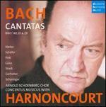 Johann Sebastian Bach: Cantatas, BWV 140, 61 & 29