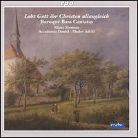 Baroque Bass Cantatas - Accademia Daniel; Klaus Mertens (bass); Shalev Ad-El (conductor)