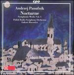 Andrzej Panufnik: Symphonic Works, Vol. 1 - Nocturne