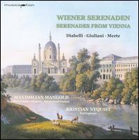 Wiener Serenaden - Kristian Nyquist (fortepiano); Maximilian Mangold (guitar)