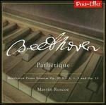 Beethoven Piano Sonatas, Vol. 1: PathTtique - Opp. 10 & 13