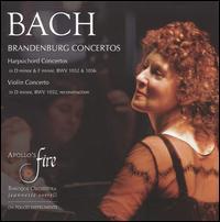 Bach: Brandenburg Concertos; Harpsichord Concertos; Violin Concerto - Elizabeth Wallfisch (violin); Jeannette Sorrell (harpsichord); Apollo's Fire; Jeannette Sorrell (conductor)