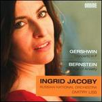 Gershwin: Concerto in F; Bernstein: The Age of Anxiety