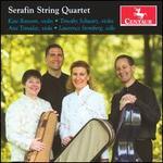 Serafin String Quartet: Still, Dvorak, Barber, Gershwin