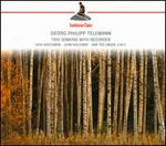 Telemann: Trio Sonatas with Recorder