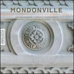 Mondonville: PiFces de clavecin avec voix ou violon, Op. 5