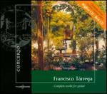 Francisco T�rrega: Complete works for Guitar
