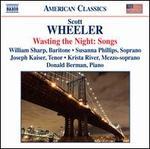 Scott Wheeler: Wasting the Night: Songs