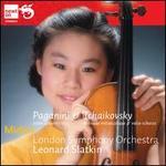 Paganini: Violin Concerto No. 1; Tchaikovsky: STrTnade MTlancolique; Valse-Scherzo