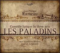 Rameau: Les Paladins - Adrian S�mpetrean (bass baritone); Anders J. Dahlin (tenor); Anna Virovlansky (soprano); Julia Surdu (soprano);...