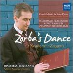 Zorba's Dance: Greek Music for Solo Piano