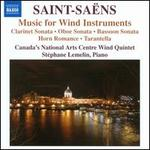 Saint-Sadns: Music for Wind Instruments