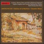 Asonancias: Chamber Works by Odaline de la Martinez