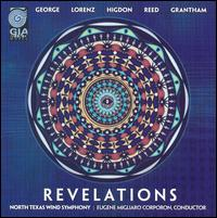 Revelations - Mark Ford (percussion); North Texas Wind Symphony; Eugene Corporon (conductor)