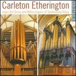 Plays Grove & Milton Organs of Tewkesbury Abbey
