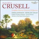 Bernhard Henrik Crusell: Complete Clarinet Concertos & Quartets