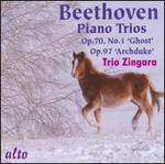 "Beethoven: Piano Trios ""Ghost"" & ""Archduke"""
