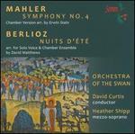 Symphony No.4/Nuits Deté (Arr. for Chamber Orch. )