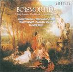 Boismortier: 5 Trio Sonatas, Op. 37; 6 Sonatas, Op. 34