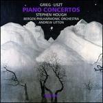 Grieg, Liszt: Piano Concertos