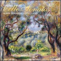 Faur�: Cello Sonatas - Alban Gerhardt (cello); Cecile Licad (piano)