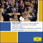 Mozart: Sinfonia Concertante for Winds; Flute & Harp Concerto