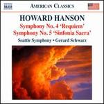 Howard Hanson Symphony No 4 Requiem