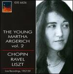 The Young Martha Argerich, Vol. 2