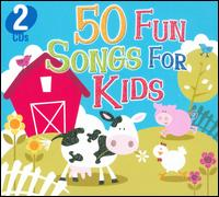 50 Fun Songs for Kids - The Countdown Kids