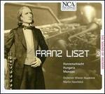 Liszt: Hunnenschlacht; Hungaria; Mazeppa