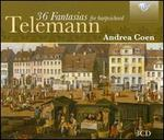 Telemann 36 Fantasias for Harpsichord