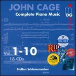John Cage: Complete Piano Music, Vols. 1-10