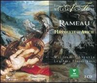 Jean-Philippe Rameau: Hippolyte et Aricie - Anna-Maria Panzarella (soprano); Bertrand Bontoux (bass); Christopher Josey (tenor); David Le Monnier (baritone);...