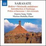 Sarasate: Bol�ro; S�r�nade Andalouse; Etc.