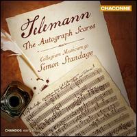Telemann: The Autograph Scores - Collegium Musicum 90