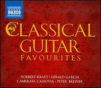 Classical Guitar Favourites - Camerata Cassovia (chamber ensemble); Gerald Garcia (guitar); Karol Petroczi (viola d'amore); Maria Lickova (harpsichord);...