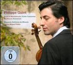 Bruch, Mendelssohn: Violin Concertos; Beethoven: Romances [Includes DVD]