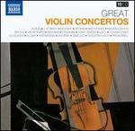Great Violin Concertos (Naxos: 8.501058)