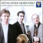 Johannes Brahms; Gy�rgy Ligeti; Charles Koechlin
