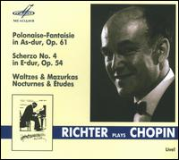 Richter plays Chopin - Sviatoslav Richter (piano)