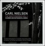 Carl Nielsen: The Masterworks, Vol. 2 - Chamber and Instrumental Music [2 Hybrid SACDs & 4 CDs]