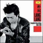 Lang Lang: Complete Recordings 2000-2009 - Andrea Bocelli (tenor); Chen Shasha (chinese flute); Christoph Eschenbach (piano); Friedrich von Schiller (keyboards); Guo-Ren Lang (erhu); Jiali Zhang (guanzi); Lang Lang (piano); Ludwig van Beethoven (candenza); Mischa Maisky (cello)