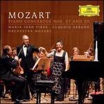 Mozart: Piano Concertos Nos. 20 & 27 - Ludwig van Beethoven (candenza); Maria Jopo Pires (piano); Wolfgang Amadeus Mozart (candenza); Orchestra Mozart; Claudio Abbado (conductor)