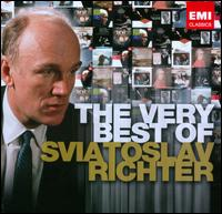 The Very Best of Sviatoslav Richter - Benjamin Britten (candenza); Dmitri Shebalin (viola); Georg H�rtnagel (double bass); Mikhail Kopelman (violin);...