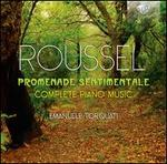 Roussel: Complete Piano Music
